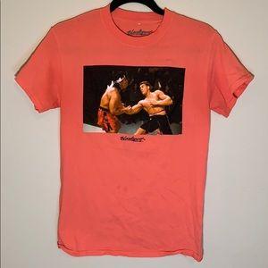 Pink Short Sleeve T-Shirt